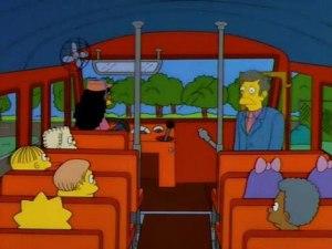 simpson bus